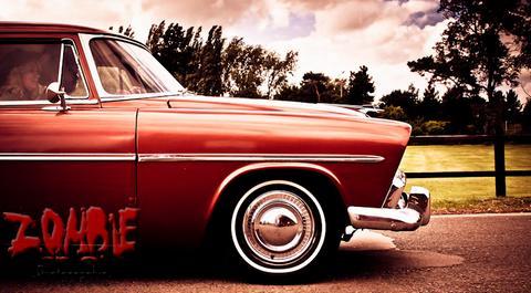 ZombieLaMuerta's car