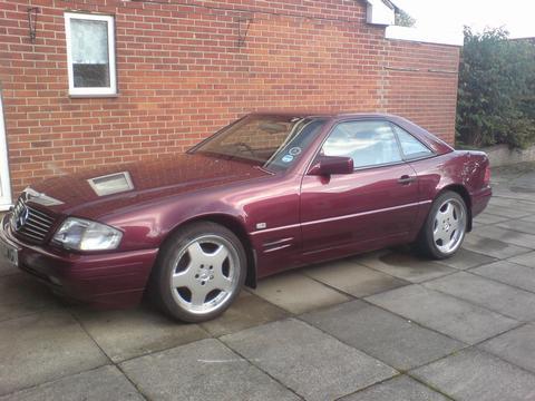 chris390's car