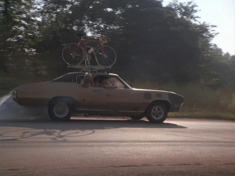 Roman's car