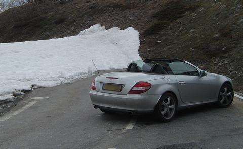 Olf's car