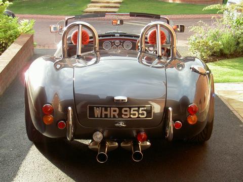 Oddball RS's car