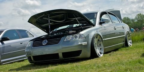 big dub's car