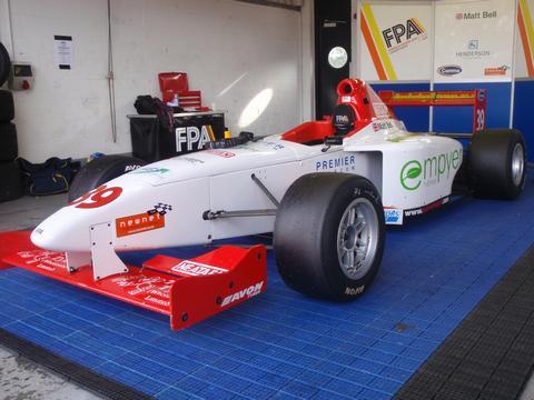 MarkWebb's car