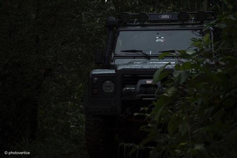 Ayahuasca's car