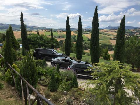 cayman-black's car