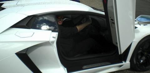 XXVIII's car