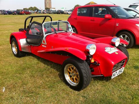snapper seven's car