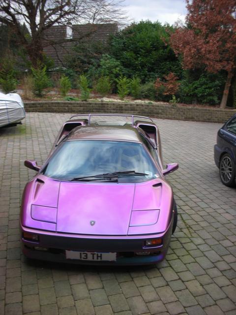 13th's car