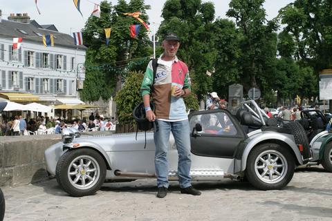 horacethefrog's car