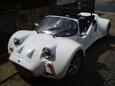 M400 NBL's car