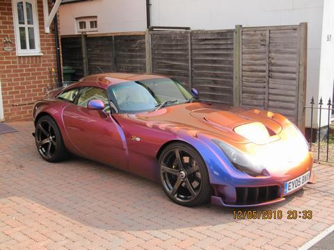 RedSpike66's car