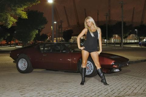 Fezant Pluckah's car