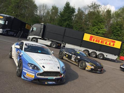 RacerMike's car