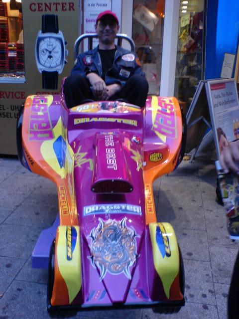 Benni's car