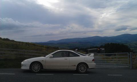 Usget's car