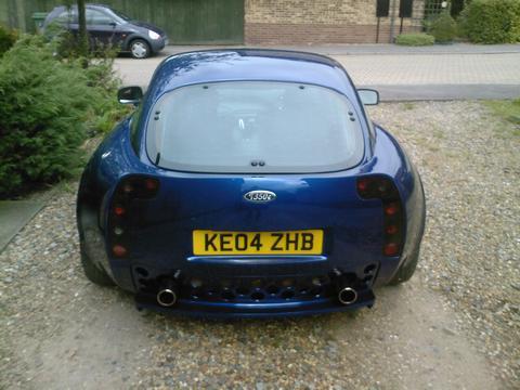 Team Groom's car