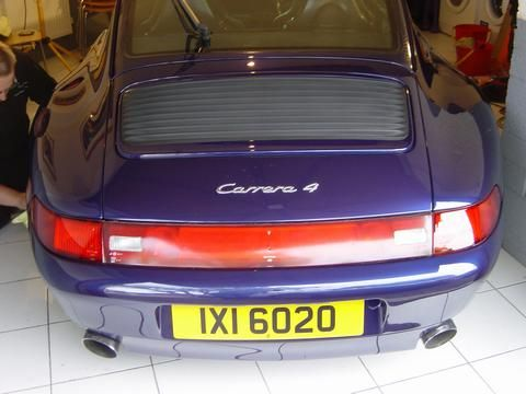 blueyonder's car