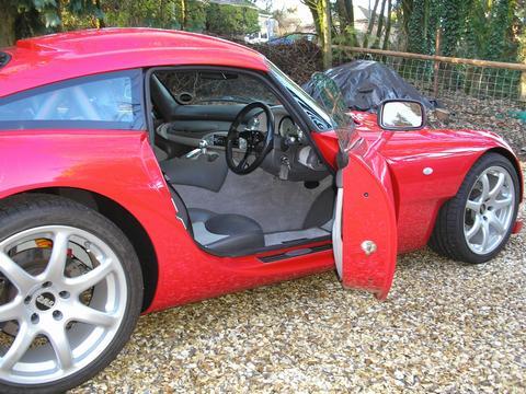 Englishman's car