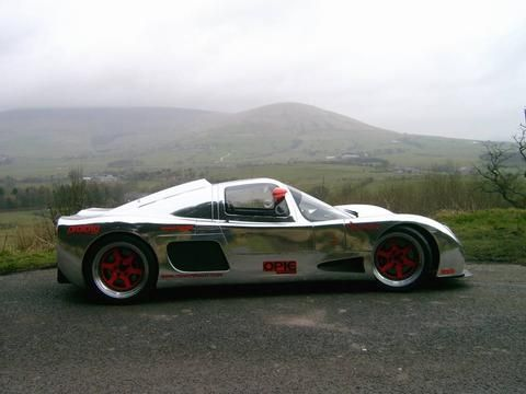 Wilder's car