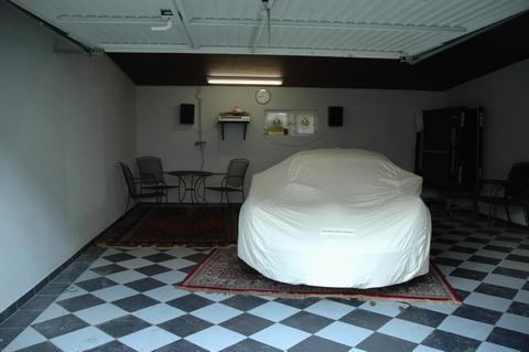 Bacchus's car