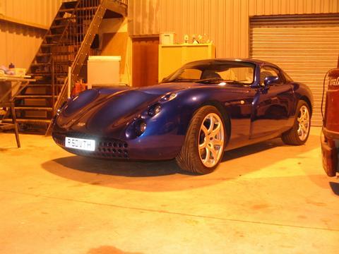 RodMod's car
