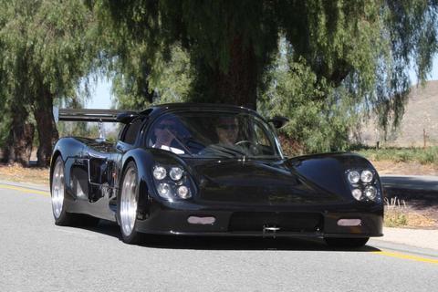 San Diego GTR's car