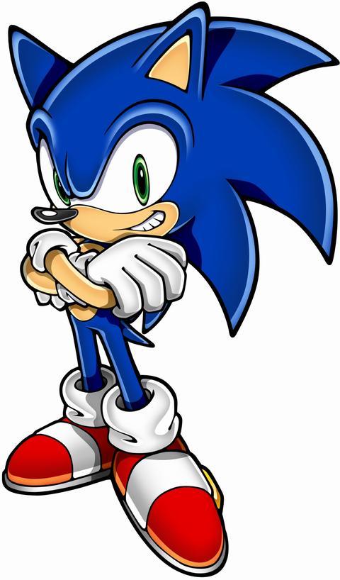 Sonic's car