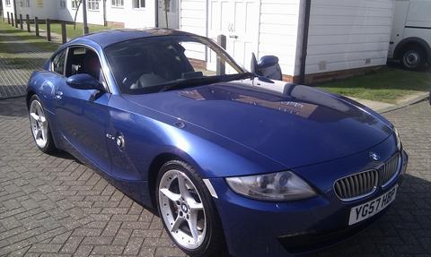 dazerc's car