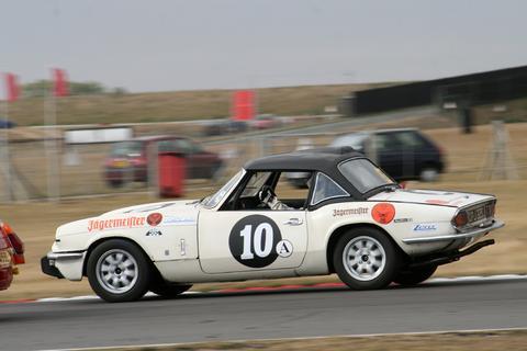 Stuart Dickinson's car