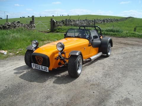 Mostro's car