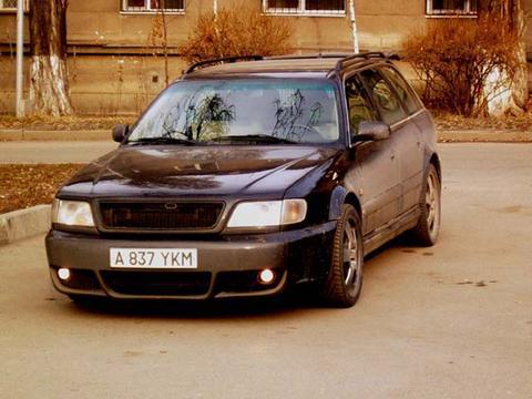 Veeayt's car