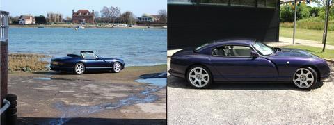 Mark.'s car