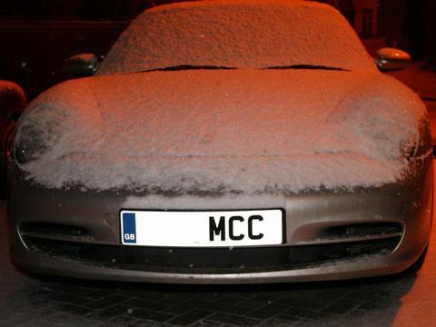 Miss MCC's car