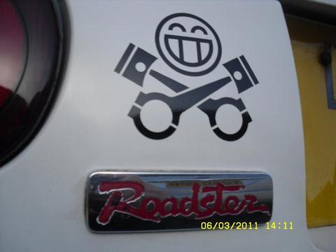 Riknos's car