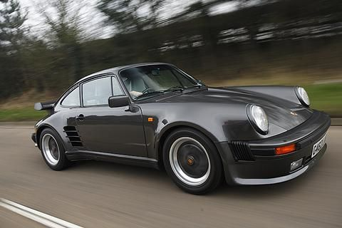 911 Turbo LE's car