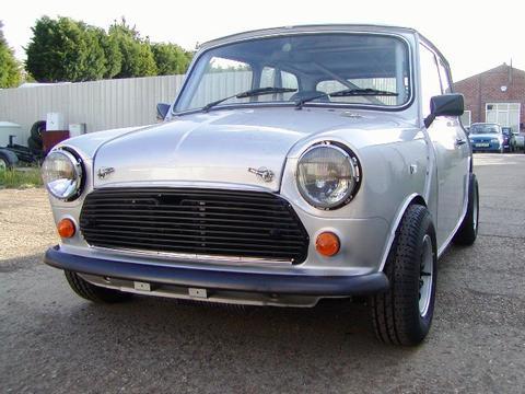Phil Hill's car
