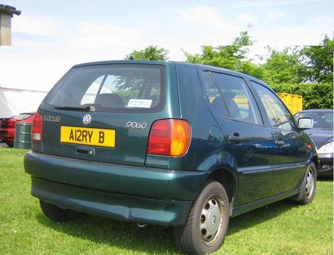 AyBee's car