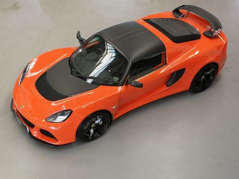 ad260S's car