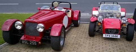 MARKS6900's car