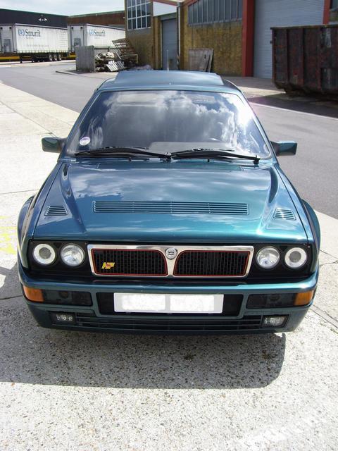 TCEvo's car