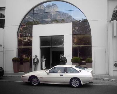 marshalla's car