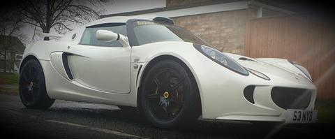 SeanyD's car