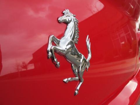 Giorginetto's car