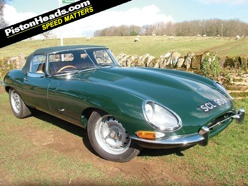 1961 Jaguar E-Type Aluminium