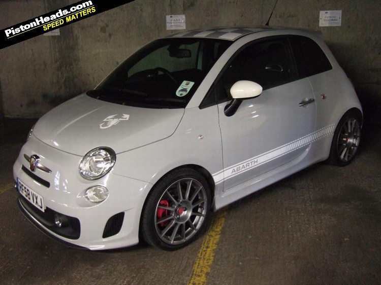 RE: Driven: Fiat 500 Abarth Esseesse - Page 1 - General Gassing ...