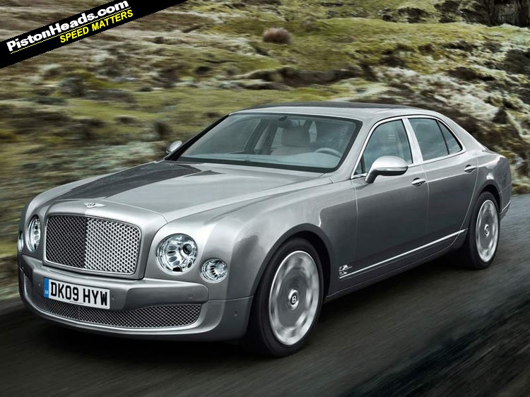 Bentley Mulsanne Prices Revealed