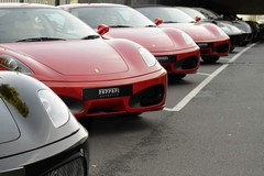 Any car you want, as long as it's an F430...