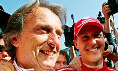 Luca/Schuey F1 phonecall reported