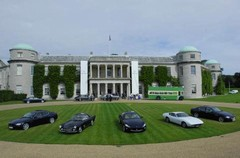 Goodwood House - new show venue?