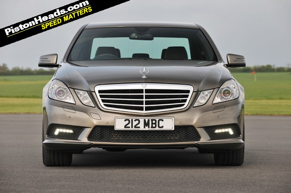 Re driven mercedes benz e 500 sport page 1 general for Spell mercedes benz
